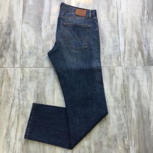 Lucky Brand Original Straight Jeans 34x34